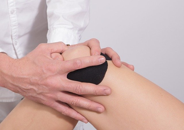 DON'T LET KNEE PAIN OVERTAKE YOUR LIFE